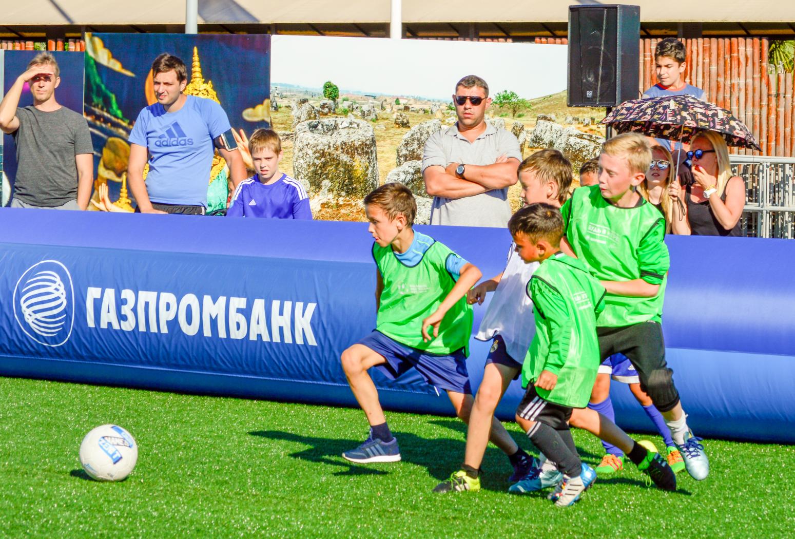 Большой фестиваль футбола в сочи фото