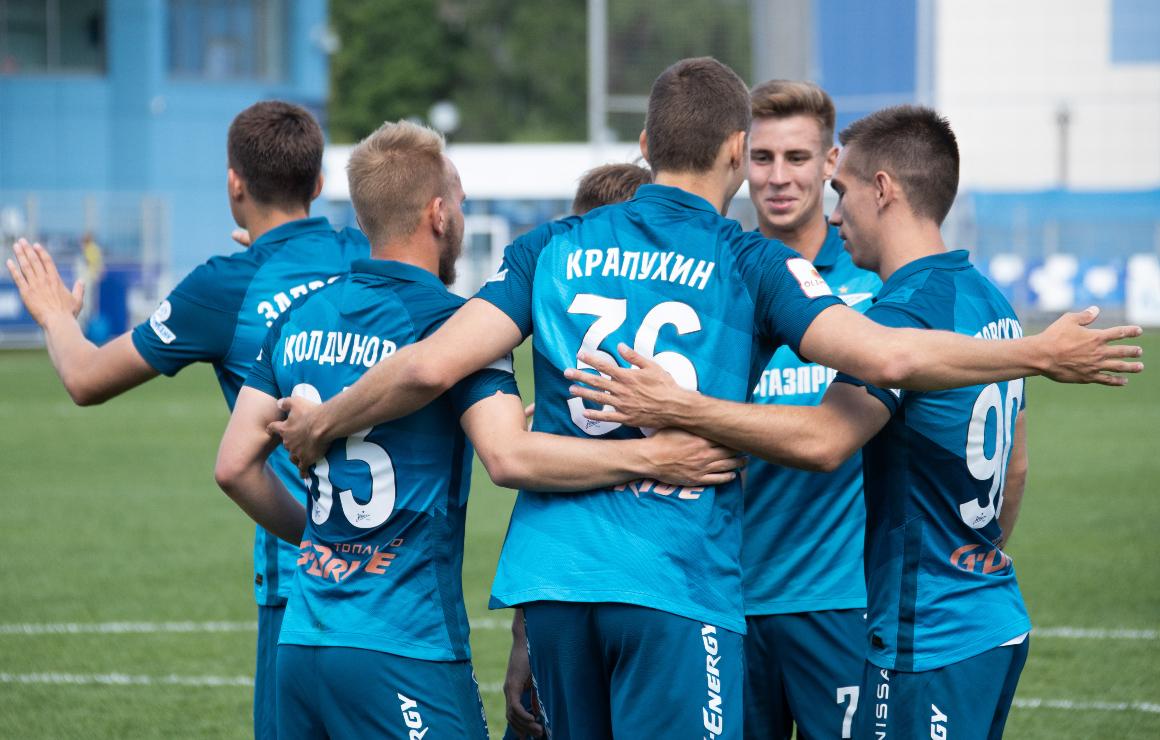 Голосование за лучший гол «Зенита»-2 в сезоне-2020/21: финал