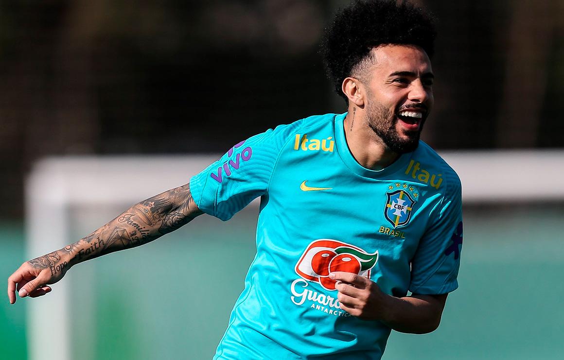 Клаудиньо вызван в основную сборную Бразилии