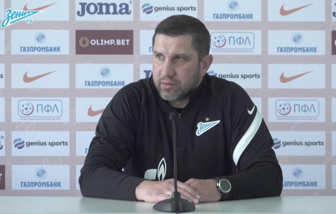 Дмитрий Давыдов: «Радует, что ребята показали характер и сравняли счет в меньшинстве»