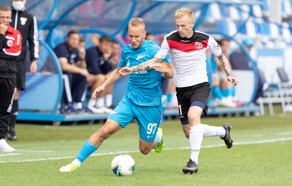 Никита Колдунов: «Верил впобеду ипытался передать это чувство всей команде»